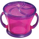 Snack catcher bol pour gouters purple pas cher