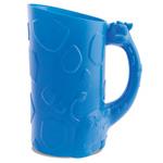 Dispositif de rinçage après shampooing bleu pas cher