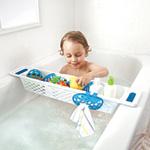 Range-jouets extensible pour la baignoire pas cher