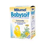Milumel babysoif camomille pas cher