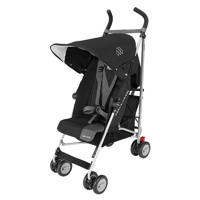 Poussette canne triumph black charcoal