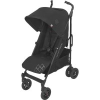 Poussette canne techno xt black black