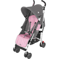 Poussette canne quest sport dove/orchid smoke
