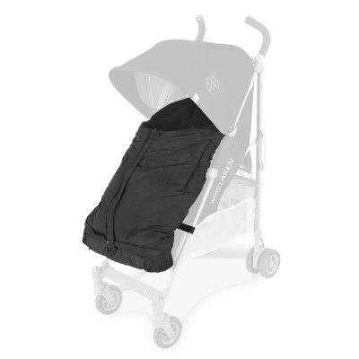 Chancelière universelle extensible black Maclaren