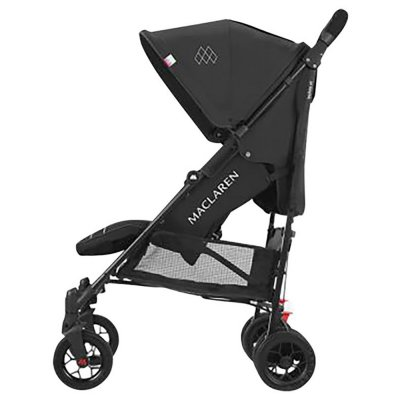 Poussette canne techno arc black/black Maclaren