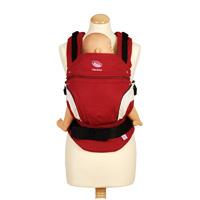 Porte bébé ventral manduca rouge