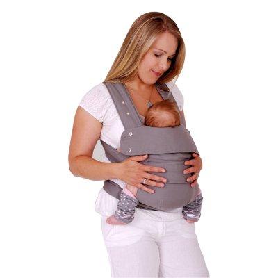 Porte bébé marsupi breeze taille l Manduca