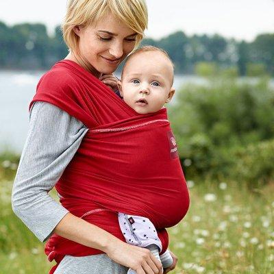 Porte bébé sling Manduca