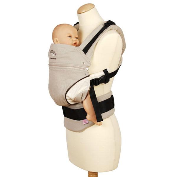 Porte bébé manduca ecru Manduca