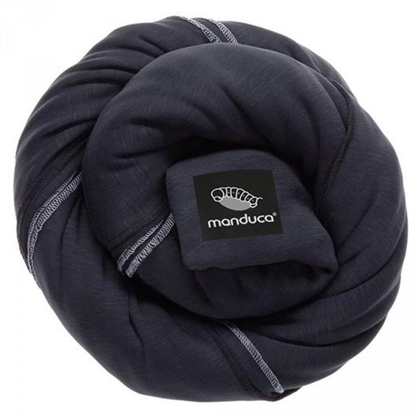 Echarpe de portage sling noir Manduca