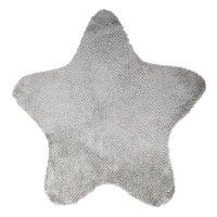 Tapis de chambre étoile gris