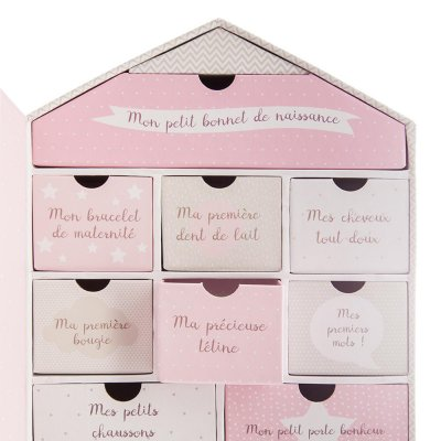Coffret naissance maison Atmosphera for kids