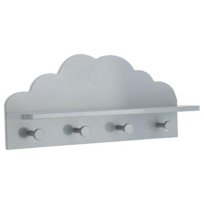 Patère nuage Atmosphera for kids