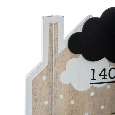 Toise en bois et nuage noir Atmosphera for kids