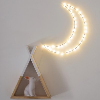 Lune lumineuse led Atmosphera for kids