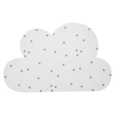 Applique murale bois nuage Atmosphera for kids