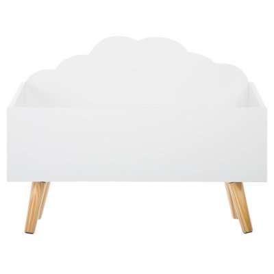 Coffre nuage blanc Atmosphera for kids