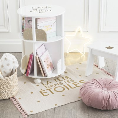 Bibliothèque ronde Atmosphera for kids