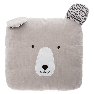 Coussin déco ourson Atmosphera for kids