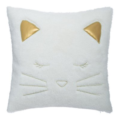 Coussin déco 40x40cm chat Atmosphera for kids
