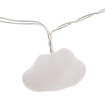 Guirlande led nuages Atmosphera for kids