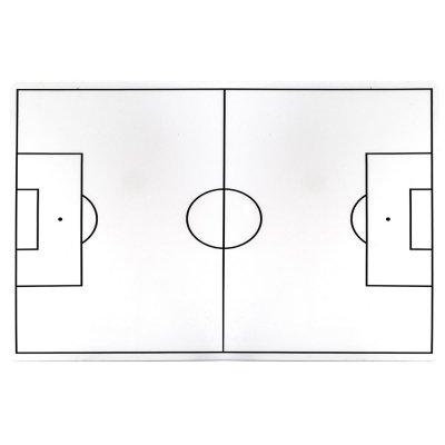 Bureau blanc cage de foot Atmosphera for kids