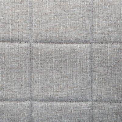 Fauteuil gris molletonné Atmosphera for kids
