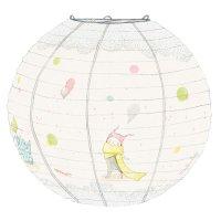 Suspension bébé lanterne déco crème les petits dodos