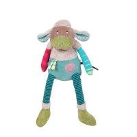 Doudou poupée mouton les jolis pas beaux