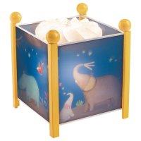 Lanterne magique les papoum