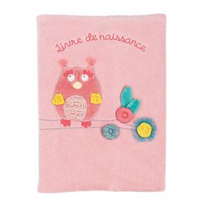 Livre de naissance mademoiselle et ribambelle