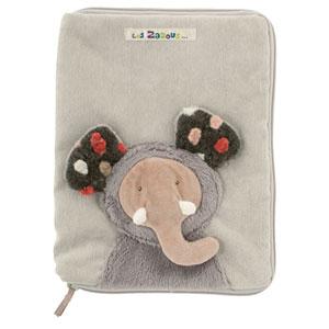 Protège carnet de santé éléphant les zazous