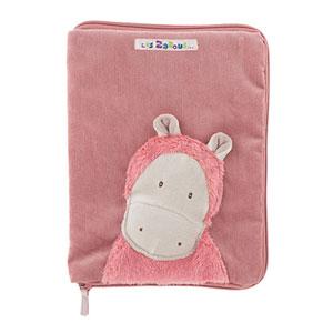 Protège carnet de santé hippo les zazous