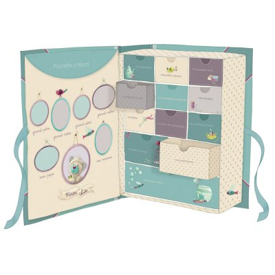 Coffret naissance les pachats Moulin roty