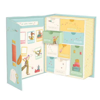 Coffret naissance les tartempois Moulin roty