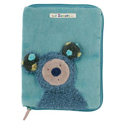 Protège carnet de sante koala les zazous Moulin roty