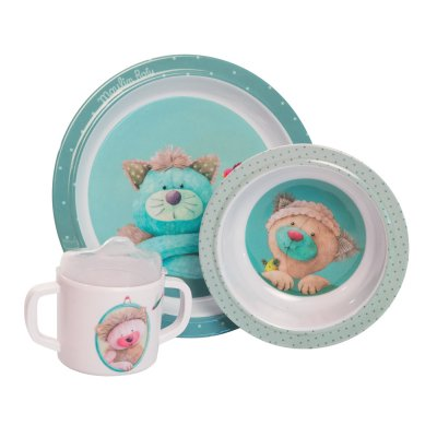 Moulin roty Coffret repas lles pachats