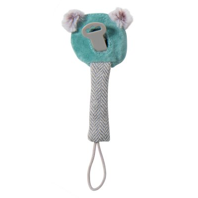 Attache sucette chat les pachats Moulin roty