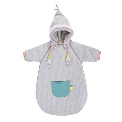 Nid d'ange gris les pachats Moulin roty