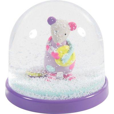 Boule à neige les jolis pas beaux Moulin roty