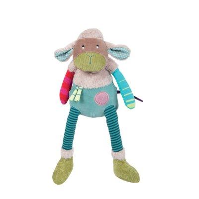 Doudou poupée mouton les jolis pas beaux Moulin roty