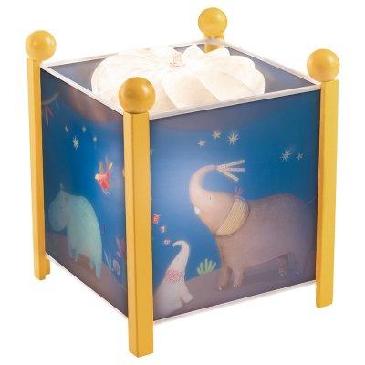 Lanterne magique les papoum Moulin roty