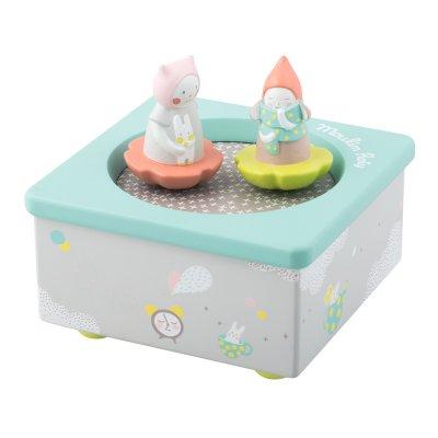 Boîte à musique les petits dodos Moulin roty