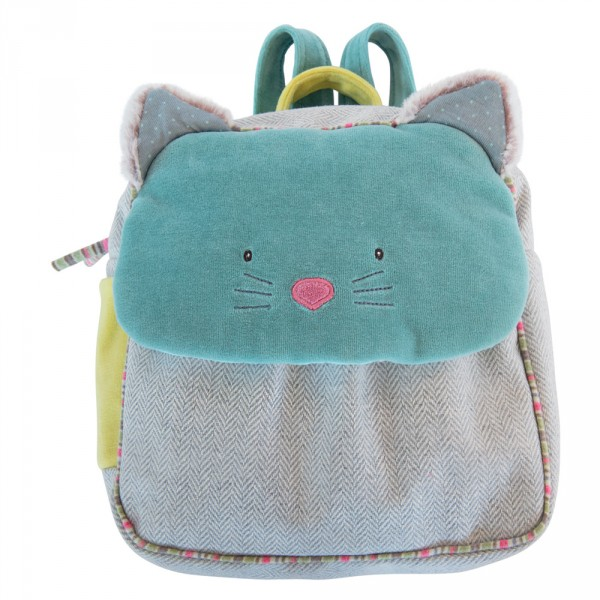 Sac à dos chacha les pachats Moulin roty