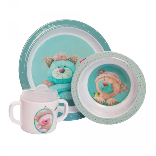 Coffret repas lles pachats Moulin roty