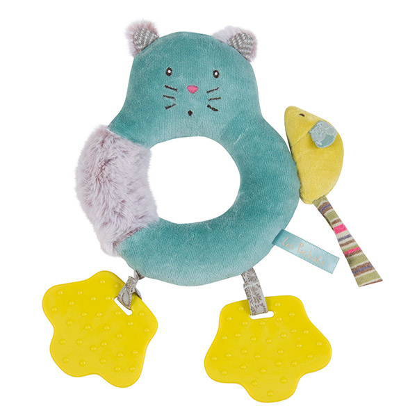 Hochet chat les pachats Moulin roty