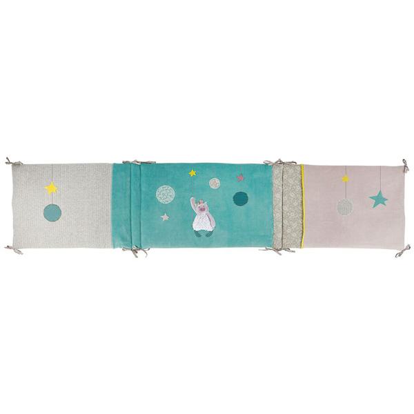 Tour de lit bébé chat les pachats Moulin roty
