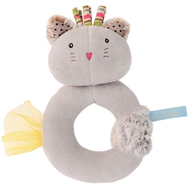 Hochet chamalo les pachats Moulin roty