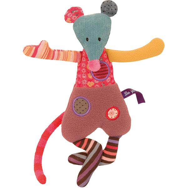 Doudou la petite souris jolis pas beaux Moulin roty