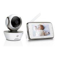 Babyphone vidéo mbp854 hdconnect